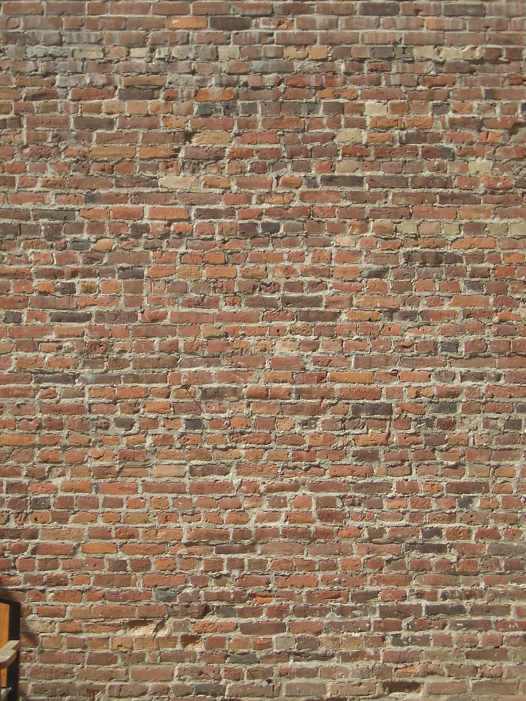 Old Brick Wall 2 Image 375x500 Pixels