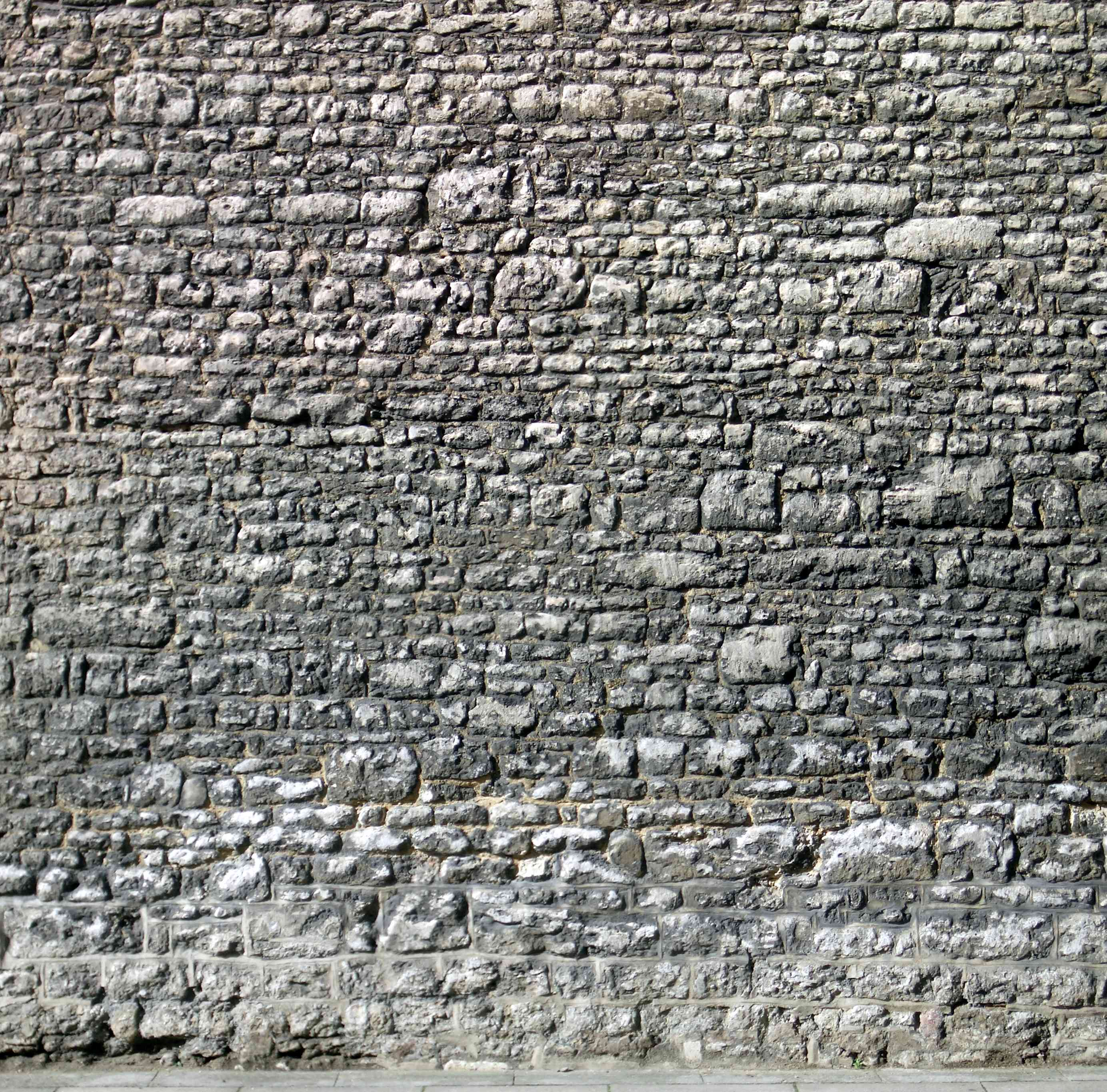 Stone walldetails  Stone wall image 500x493 pixels. Medieval Stone Texture