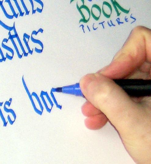 Liam 39 S Calligraphy Resources