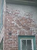 [picture: Above the vestibule window]
