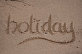 [picture: holiday in sand 1]