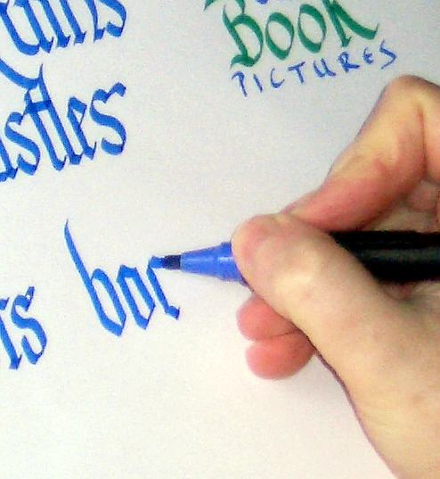 Calligraphy Pen Tips Related Keywords & Suggestions - Calligraphy Pen ...