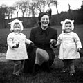 [picture: Mother with Twins]
