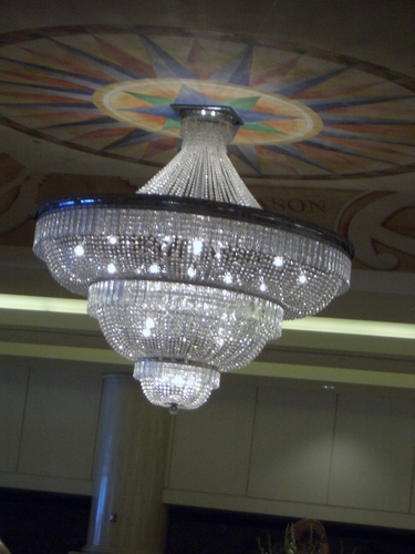 [Picture: Chandelier]
