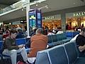 [Picture: Heathrow airport]