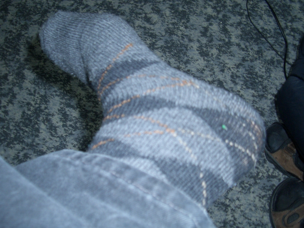 [Picture: My left Foot]