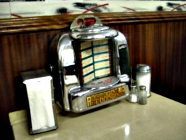 [picture: Diner Juke Box]