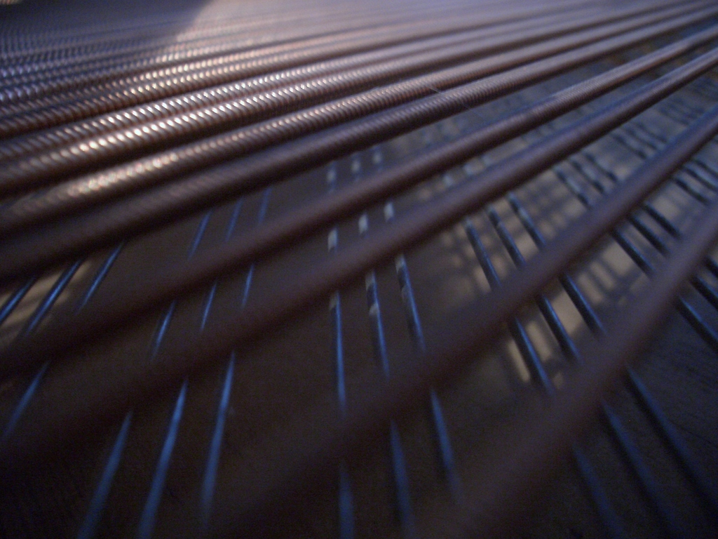 [Picture: Piano strings 2]
