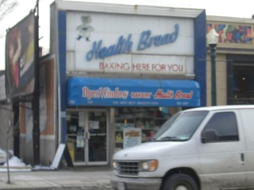 [Picture: Open Window Bakery, Toronto: 2]