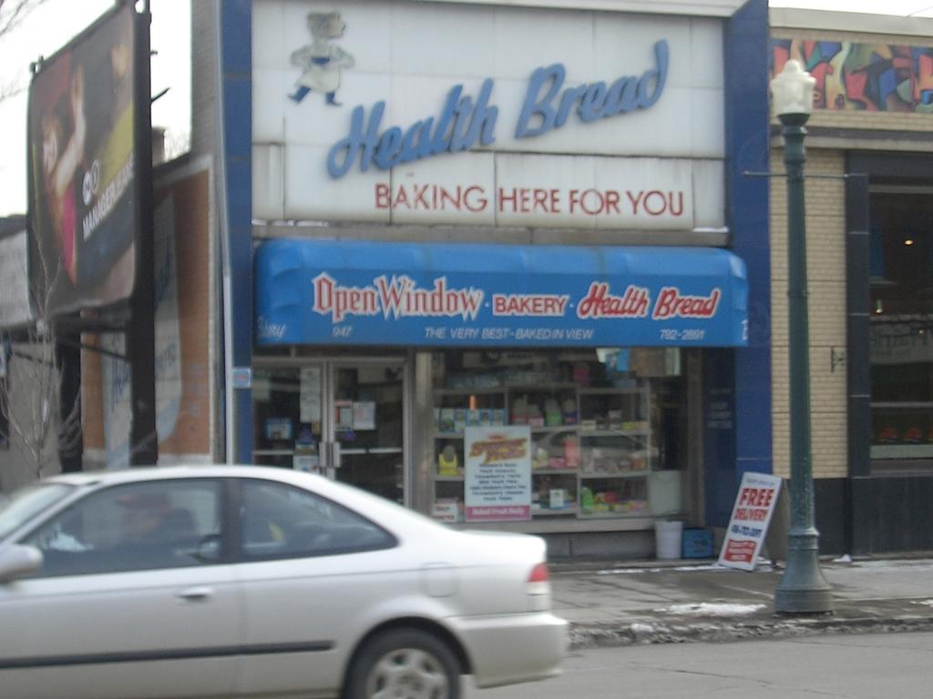 [Picture: Open Window Bakery, Toronto: 3]