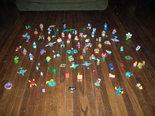 [Picture: Kinder Egg Toys]