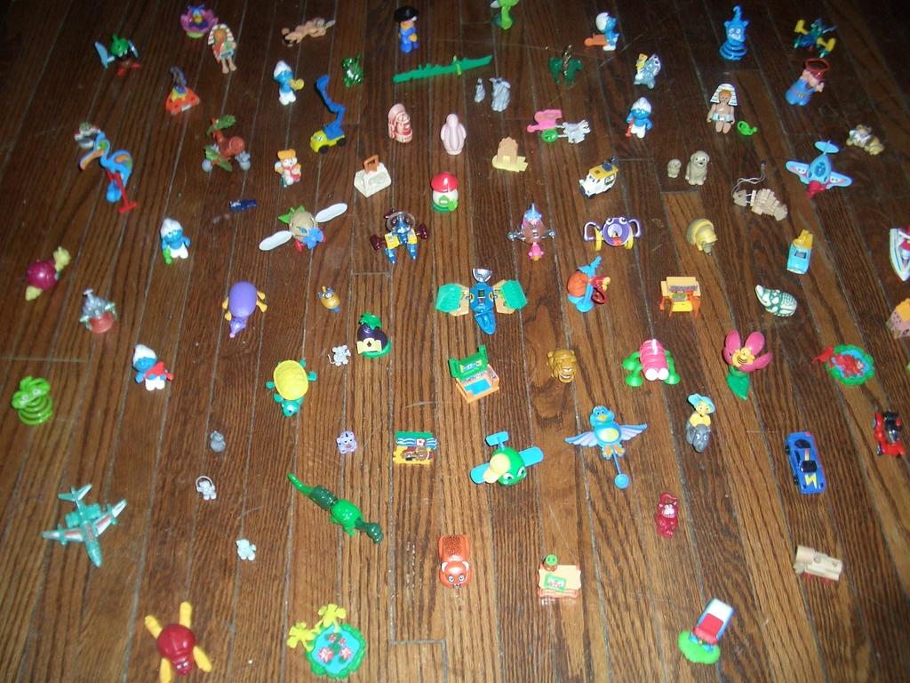 [Picture: Kinder Egg Toys 2]