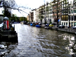 [picture: Canal With Twig]