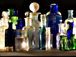 [picture: Collection of old bottles 4]