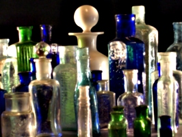 [picture: Collection of old bottles 5]