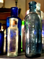 [picture: More old bottles]