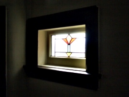 [picture: Art deco stained glass window 3]