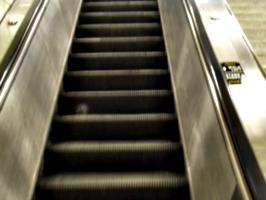 [picture: Escalator]
