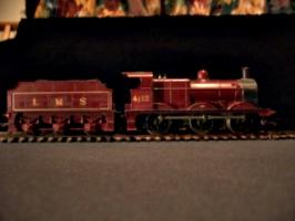 [Picture: Model railway engine 4]