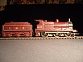 [Picture: Model railway engine 5]