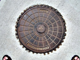[picture: Manhole Cover 2]
