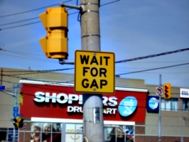[picture: Wait for Gap]