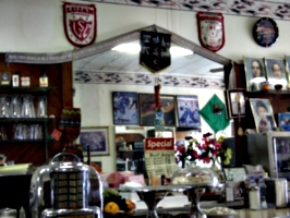 [Picture: Argentinian Diner]