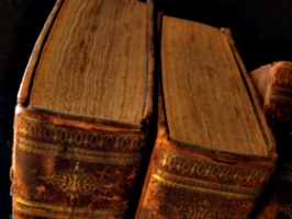 [picture: More antique books]