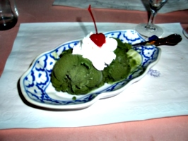 [picture: Green Tea Ice Cream]