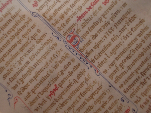 [Picture: Manuscript Leaf 3]