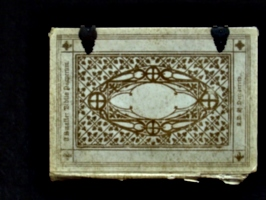 [picture: Old Bible 3, Top View]