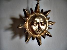 [picture: Decorative Sun Ornament]