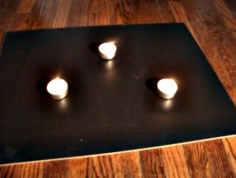 [picture: Tea lights 2]