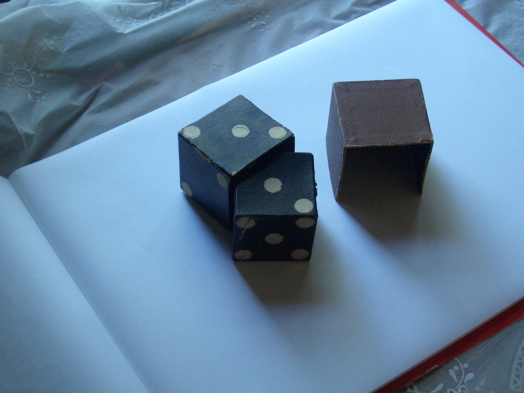 [Picture: Magician's Dice]