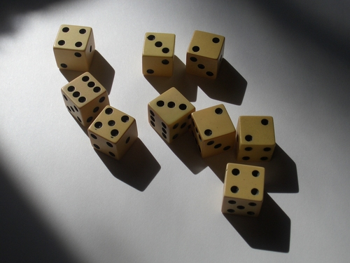 [Picture: ivory dice 2]