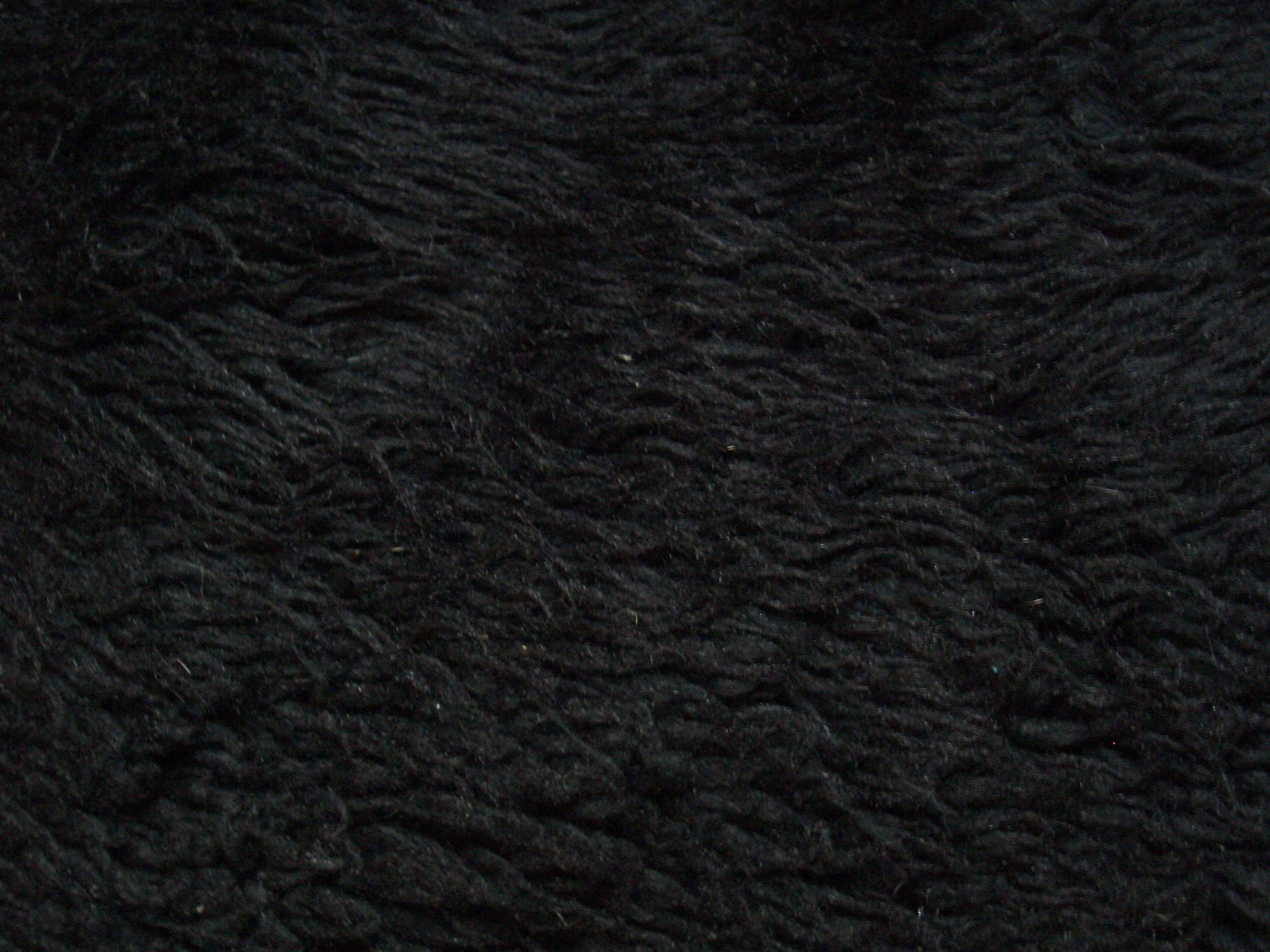 [Picture: Black Nylon Fur]