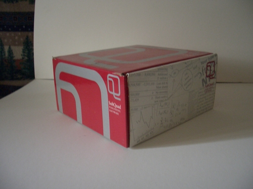 [Picture: SoftQuad sqtroff product box]