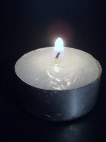 [Picture: Tea Candle 2]