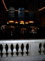 [picture: Central Station at Night]
