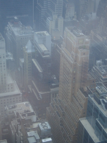 [Picture: Looking Down on Manhattan 4]