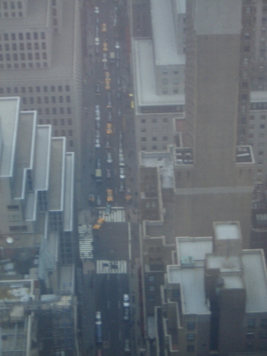[Picture: Looking Down on Manhattan 5]