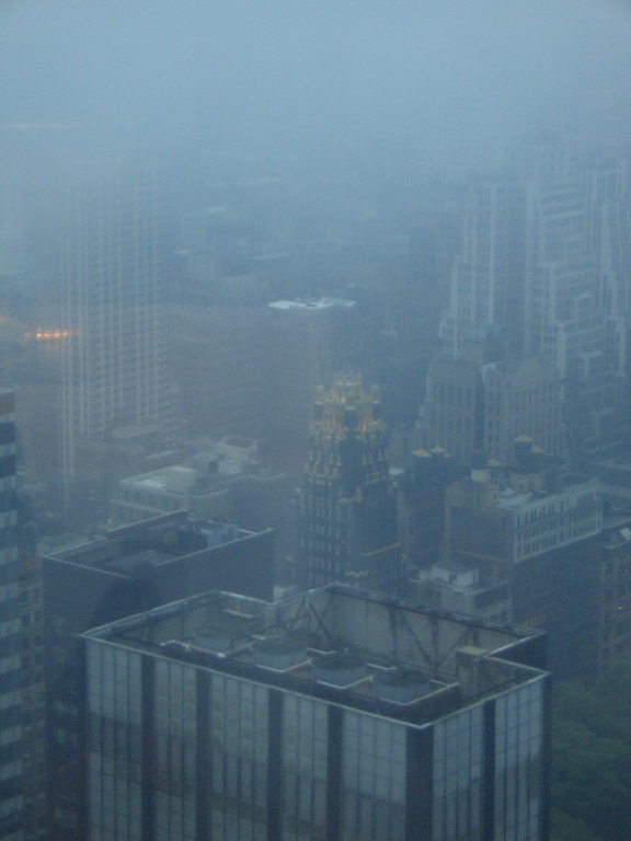 [Picture: Looking Down on Manhattan 6]