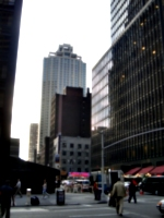 [Picture: New York Street Scene]