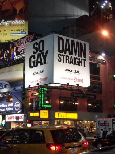 [Picture: So Gay.  Damn Straight.]