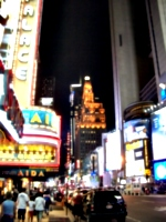 [Picture: Broadway, New York]