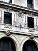 [Picture: Architectural Flourishes in New York City]
