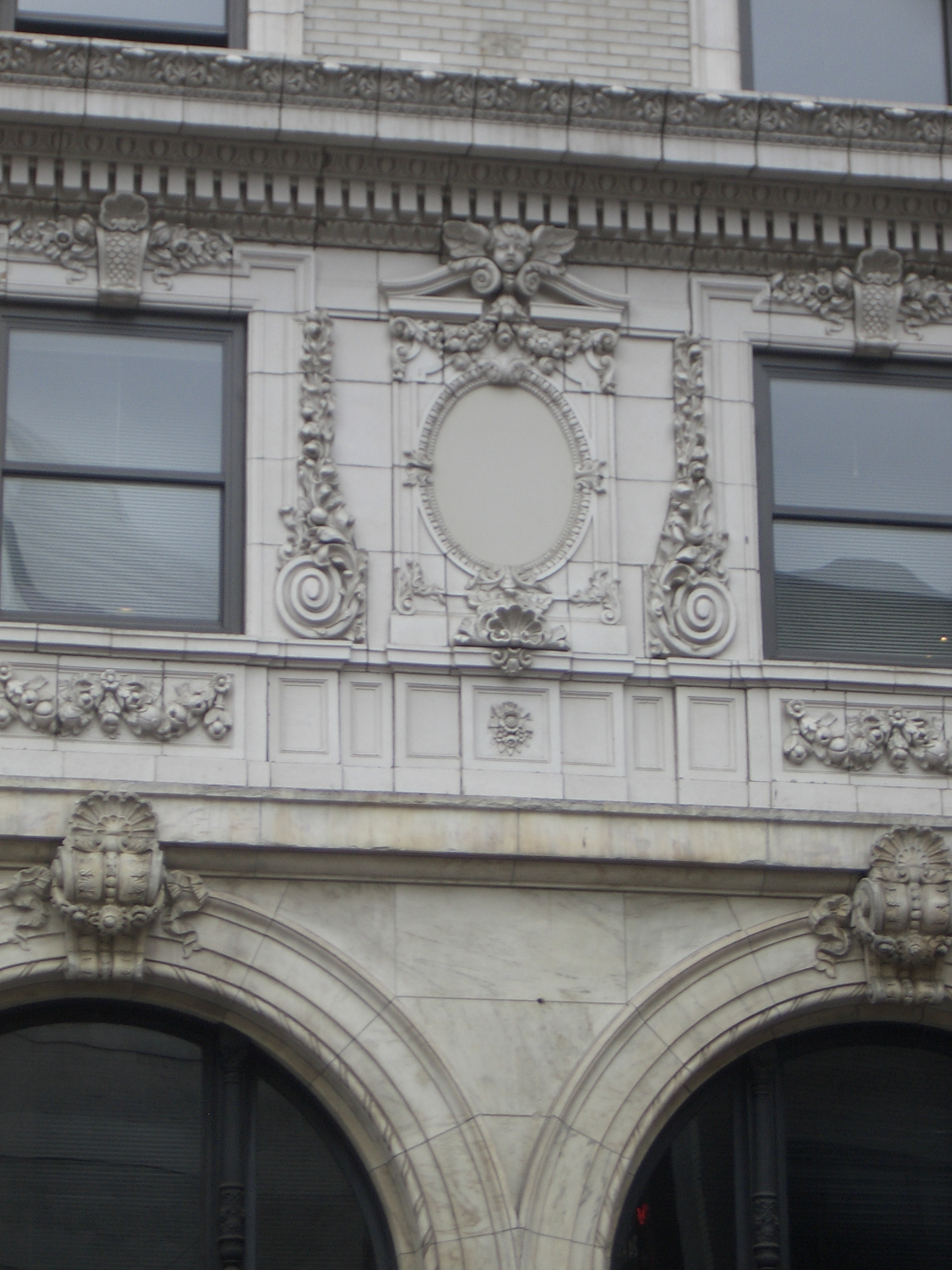 [Picture: Architectural Flourishes in New York City 2]