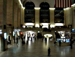 [Picture: Central Station at Night 3]