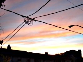 [picture: Sunset on Lauder Ave 2]