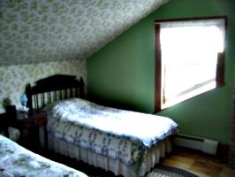 [picture: Green Bedroom]